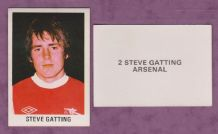 Arsenal Steve Gatting 2